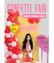 Confetti Fair | Australia | February 2019