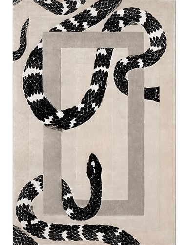 Imperial Snake Rug by Rug'Society