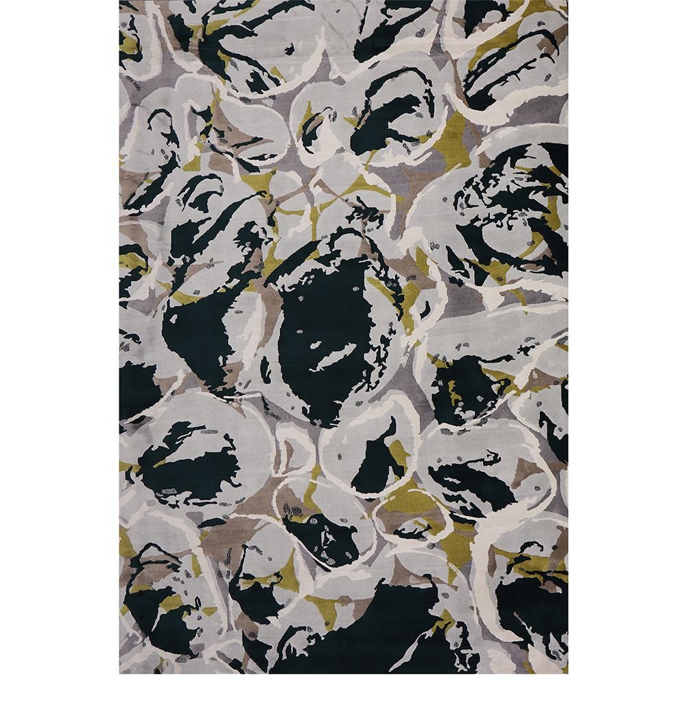 5 Rugs With Abstract Design -  Art Into Your Home