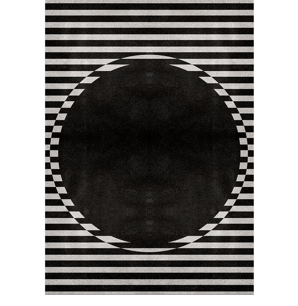 Black Rugs - The Elegance At Your Feets