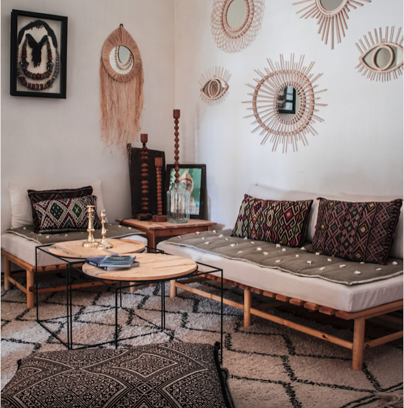 Rugs Inspiration from Marrakech