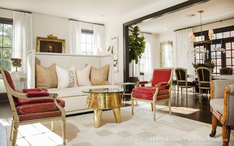 Top Interior Designers New Orleans