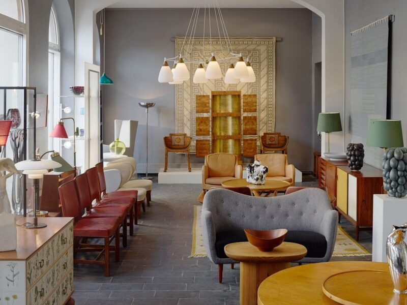Stockholm: The Best Showrooms to Visit stockholm Stockholm: The Best Showrooms to Visit Furniture Shops Showrooms In Stockholm 3