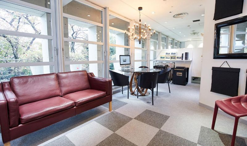 Innovative Tokyo Showrooms and Design Stores
