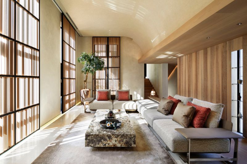 Charming Ideas From Tokyo Interior Designers tokyo interior designers Charming Ideas From Tokyo Interior Designers 20 Spectacular Rugs Inspirations from Tokyo Interior Designers AOYAMA