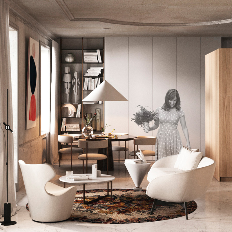 Kiev: Discover the Most Coveted Interior Designers From The City