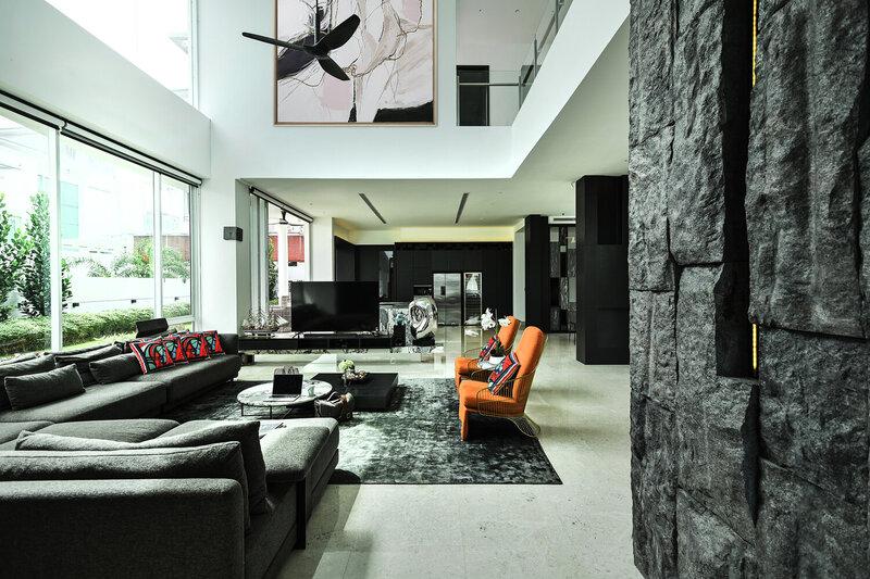 Kuala Lumpur: Powerfull Interior Designers