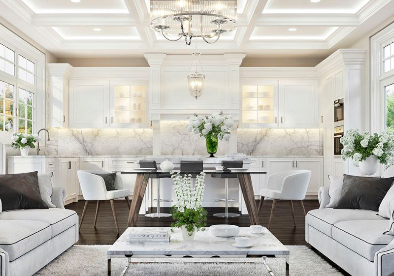 The Greatest Interior Design Projects by Naples' Best Interior Designers