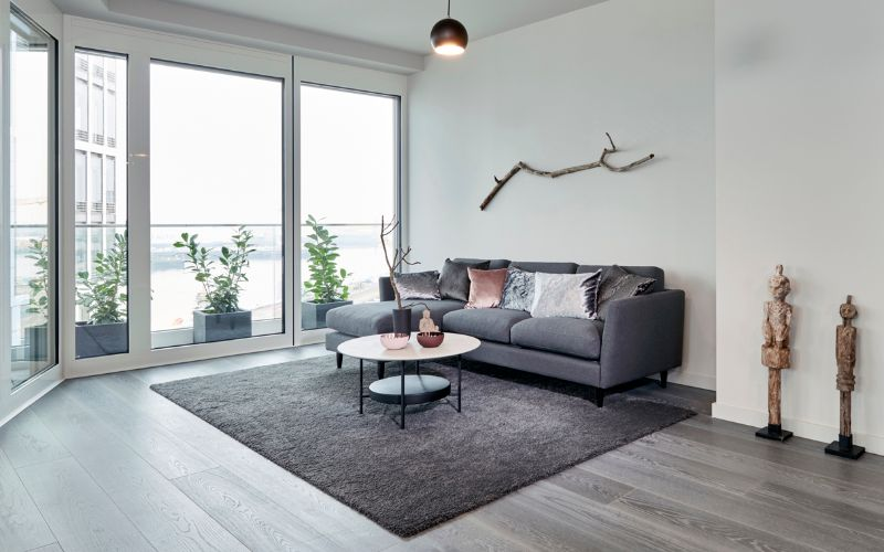 Neutral inspiration by first-class Interior Designers from Hamburg