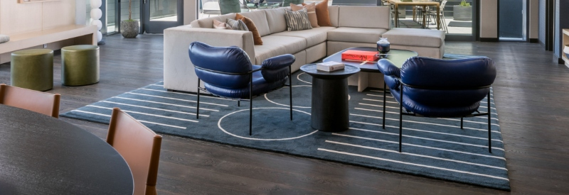 10 Inspiring Projects to fill your house with Unique Rugs