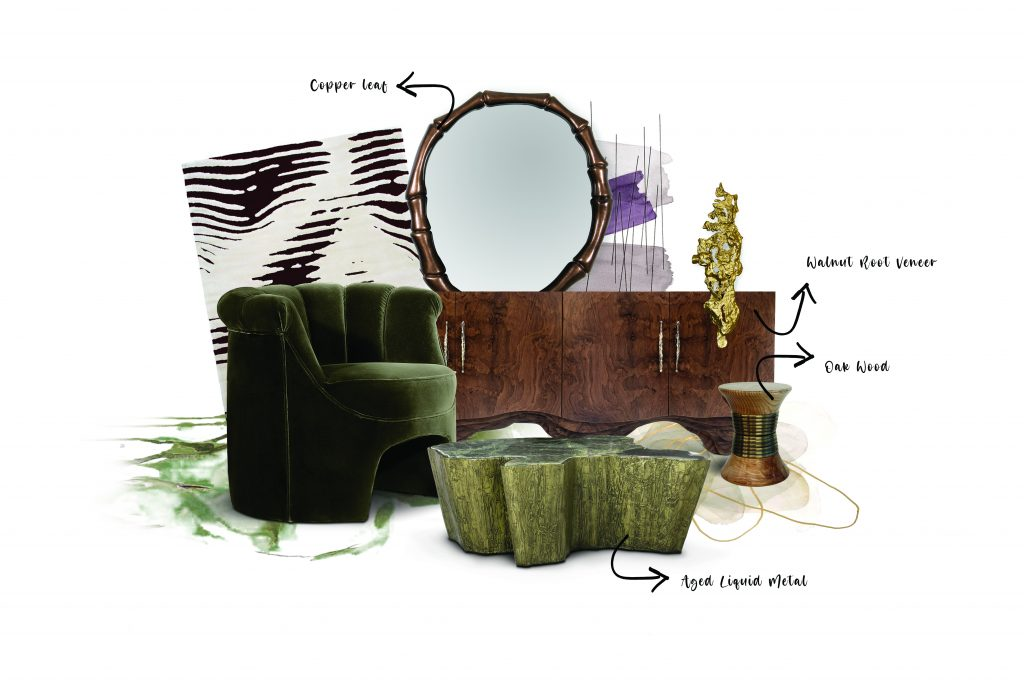 5 Moodboards to Inspire Your Home Decor