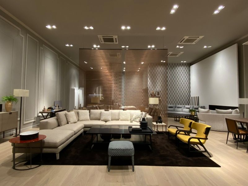 Distinguished Rugs Trends from Bangkok Showrooms and Design Stores