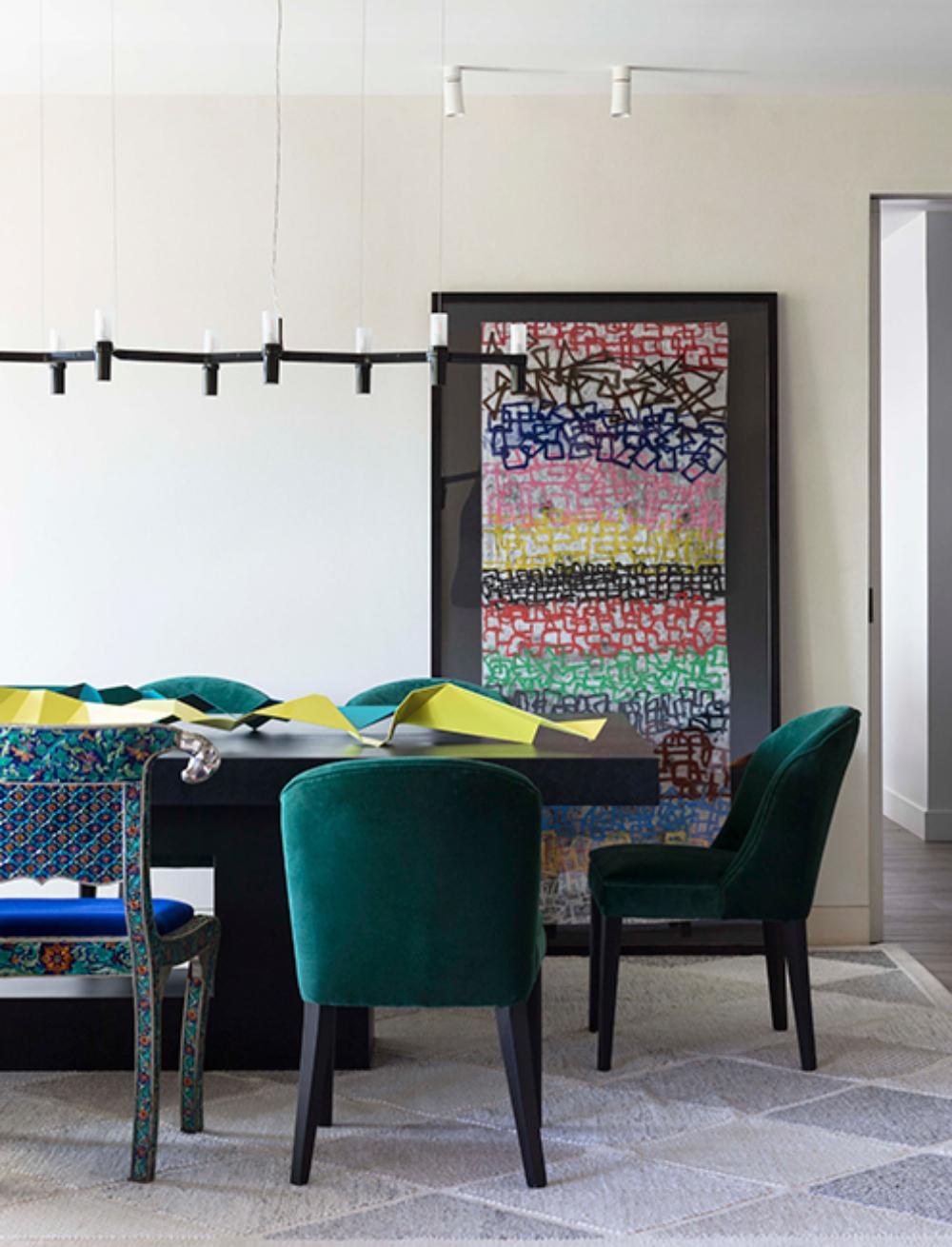 Ines Benavides, Spanish Interior Designer With Wonderful Projects