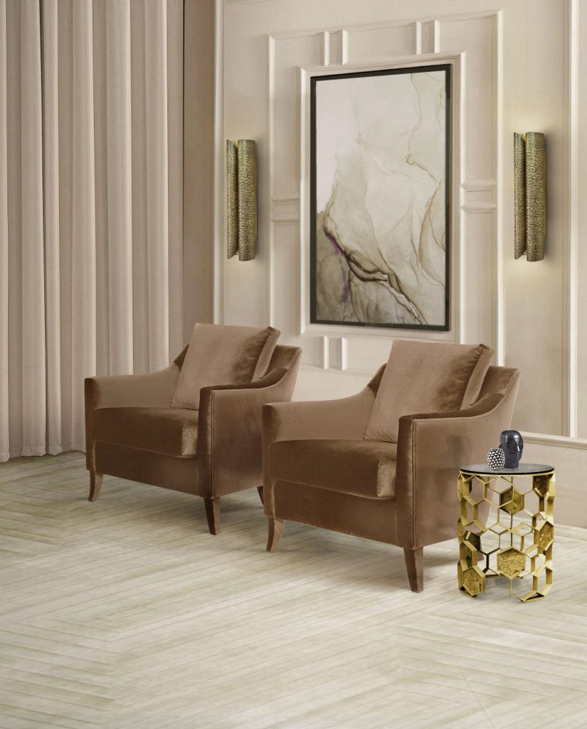 Spring Trends 2021: Neutral Rugs with Strong Colors