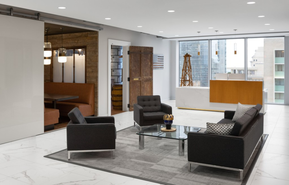 Ziegler Cooper Architects - Astonishing Interiors by one of Texas Best