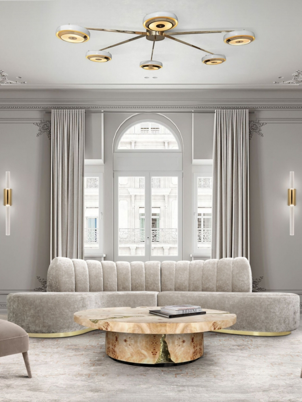 Luxurious Interior Designing by  SAG'80