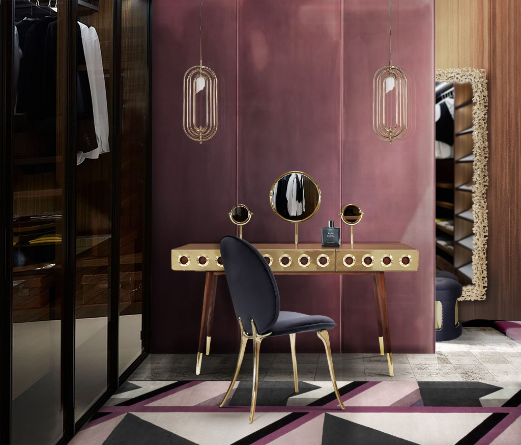 Dressing Room Rugs - Susy Geometric Dressing room