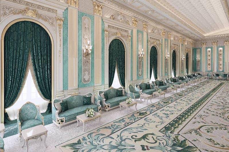 Zamil Luxury Architecture Rugs Interior Design Projects