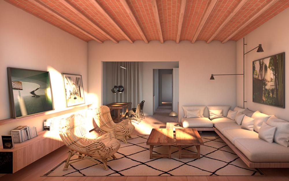 Beautiful Interiors by Alfons & Damián