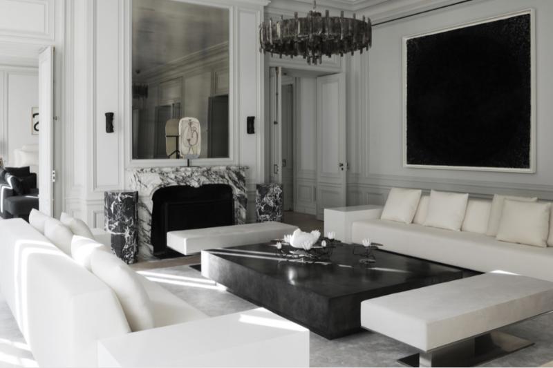 Joseph Dirand Charming and Visionary Perspective of Interior Design