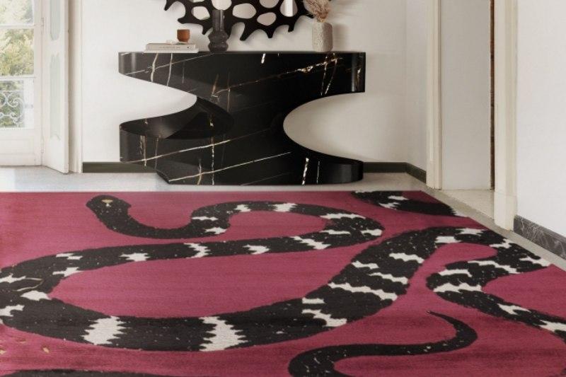 Rug Design Ideas for Hallways and Entryways